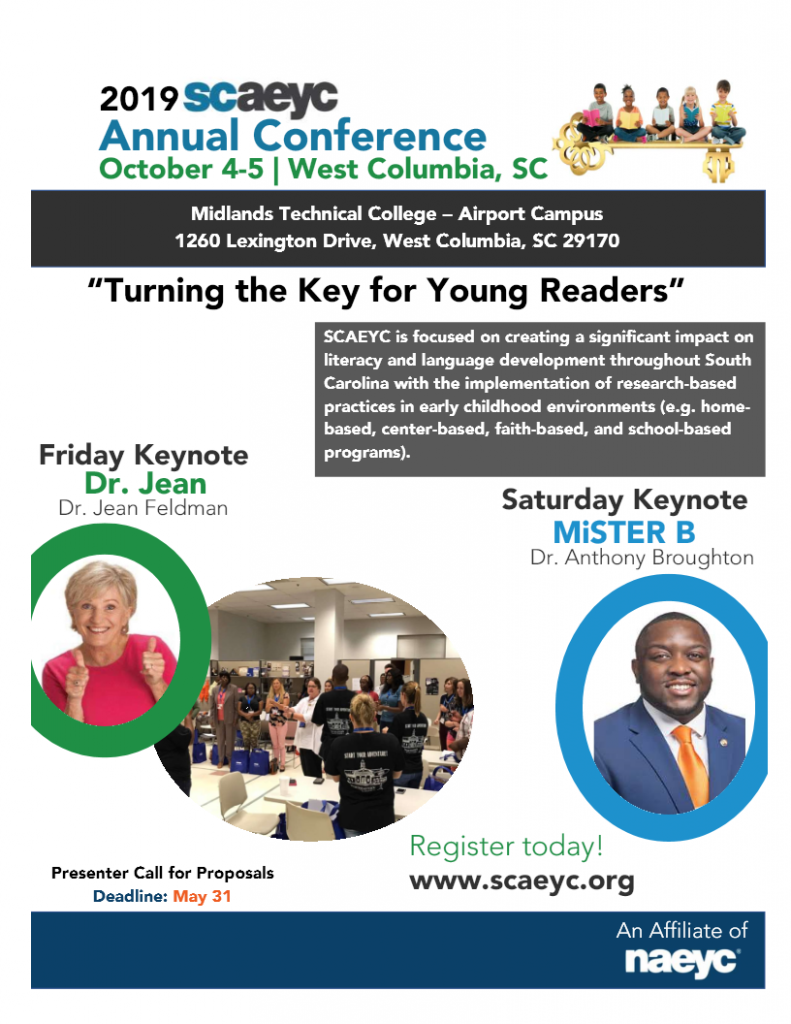 South Carolina Association for the Education of Young Children